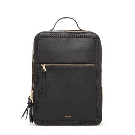 Kaya - Black - Laptop Backpack | CALPAK Travel