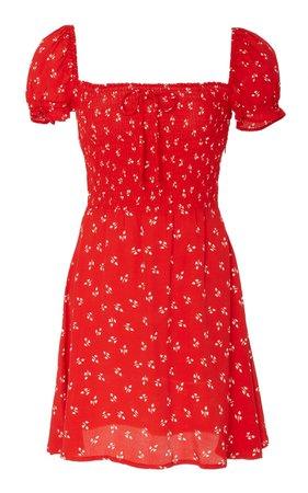 Genevieve Floral Mini Dress by Faithfull | Moda Operandi