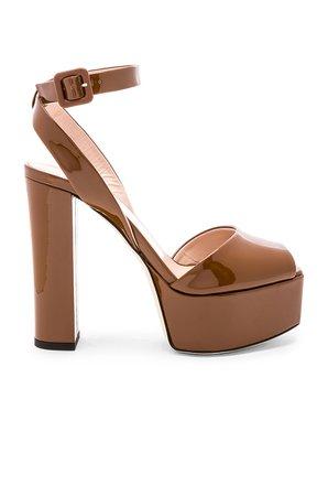 Lavina Platform Heel