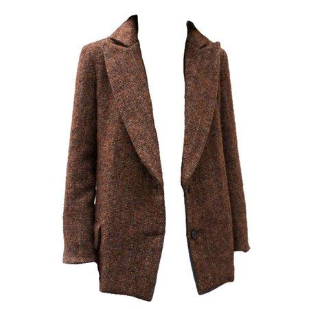 brown coat png