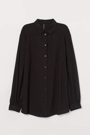 Viscose Shirt - Black