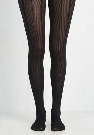 wool patterned tights