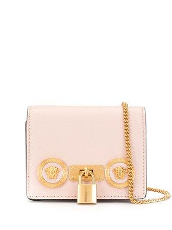Versace Mini Icon Crossbody Bag - Farfetch
