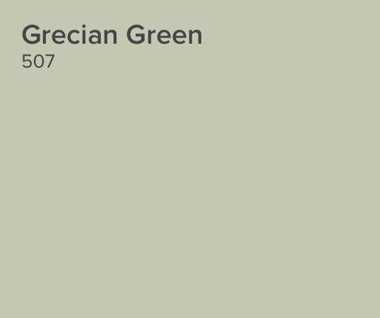 bm grecian garden