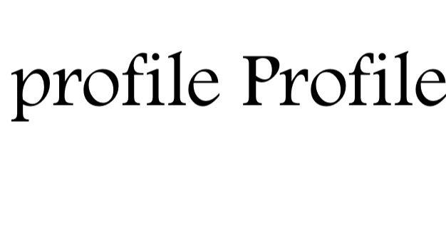style profile