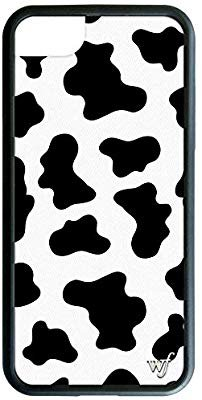 Amazon.com: Wildflower Limited Edition iPhone Case for iPhone 6, 7, or 8 (Moo Moo): Cell Phones & Accessories