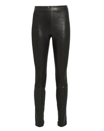 INTERMIX Private Label   Melanie Leather Leggings   INTERMIX®
