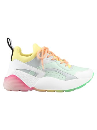 Stella Mccartney Eclypse Pastel Sneakers