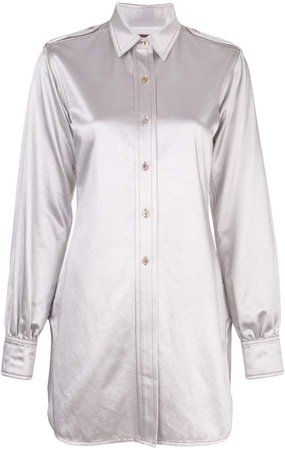 Kelsi longline shirt