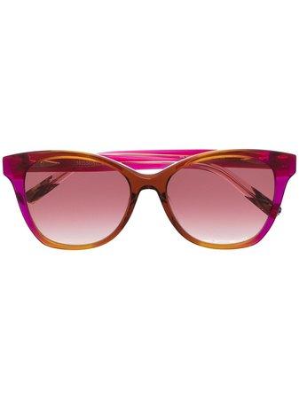 MISSONI EYEWEAR square-frame sunglasses