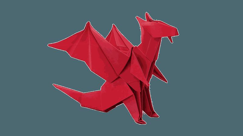 origami transparent - Google Search