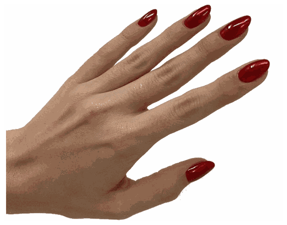 RED NAILS PNG FAVORITE - ALWAYS USE!!!!!!!!!!!!