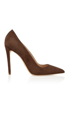 M'o Exclusive Nina The New Nude Pumps By Brother Vellies   Moda Operandi