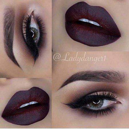 dark lipstick - Google Search