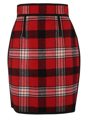 Dsquared2 Patterned Skirt