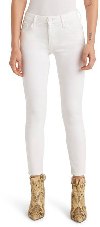 The Looker Crop Skinny Jeans