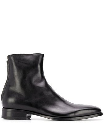Raparo Almond Toe Boots - Farfetch