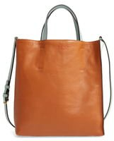 Museo Small Colorblock Leather Tote