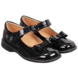 Children's Classics - Black Patent Leather Shoes | Childrensalon