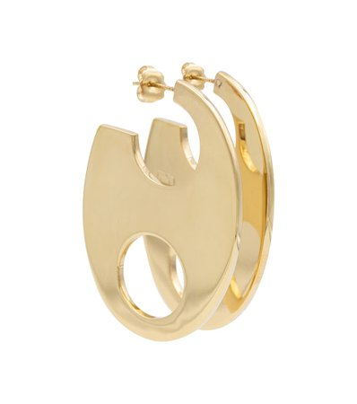 Paco Rabanne - Eight earrings | Mytheresa