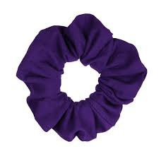 purple scrunchie - Google Search