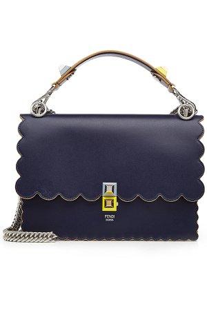 Kan I Mini Leather Shoulder Bag Gr. One Size