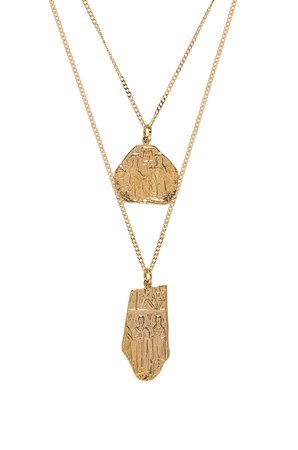 The Creed Collection Necklace Set