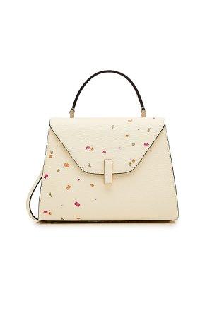 Iside Medium Printed Leather Handbag Gr. One Size