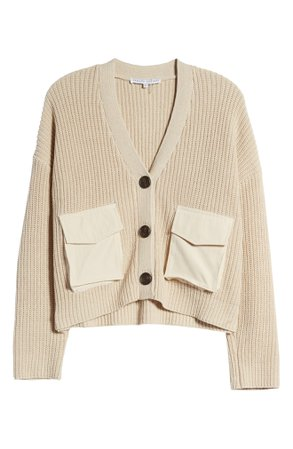 English Factory V-Neck Cardigan Sweater | Nordstrom
