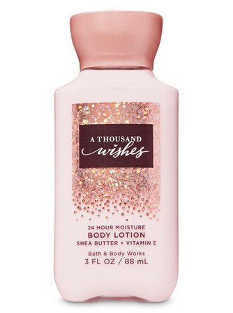 A Thousand Wishes Travel Size Body Lotion | Bath & Body Works