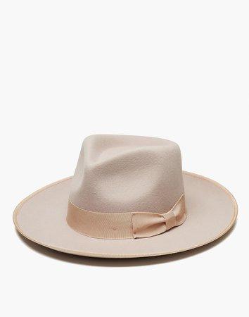WYETH Wool Maude Fedora Hat
