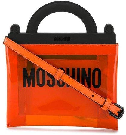 PVC Logo handbag