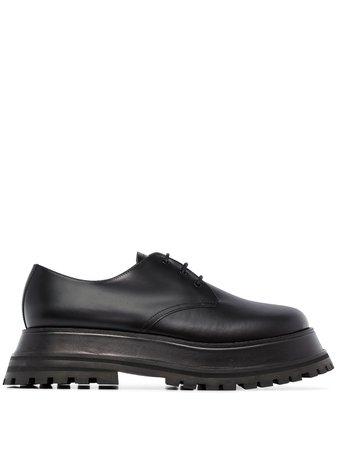 Burberry Guild Flatform Shoes - Farfetch
