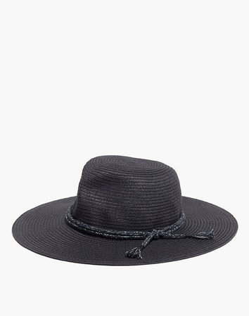 Women's Packable Mesa Straw Hat   Madewell