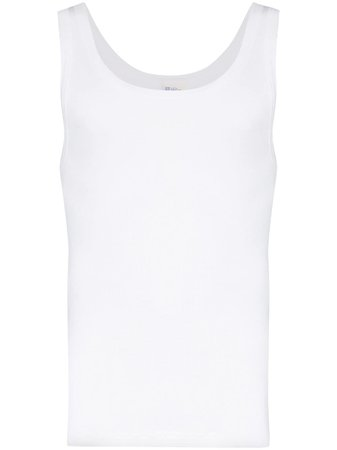 Schiesser Friedrich Tank Top 160909 White | Farfetch