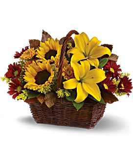 Sunflowers Bouquets are Perfect for Summer & Fall | Teleflora