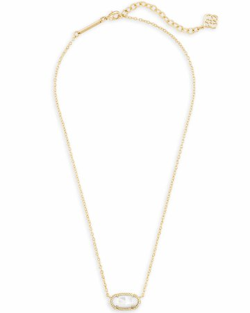 Elisa Pendant Necklace in Gold | Kendra Scott