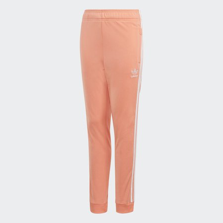adidas SST Track Pants - Orange | adidas US