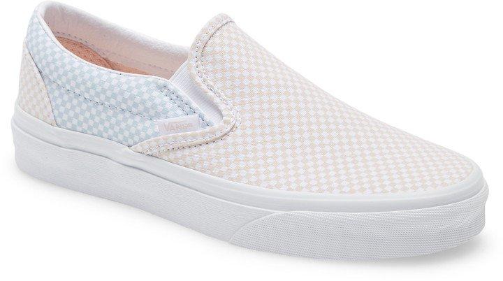Authentic Slip-On Sneaker