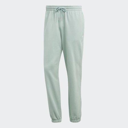 adidas Adicolor Premium Sweat Pants - Green | adidas US