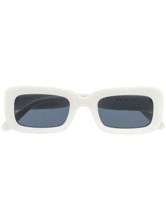 STELLA MCCARTNEY SC0198S 002 WHITE-WHITE-SMOKE