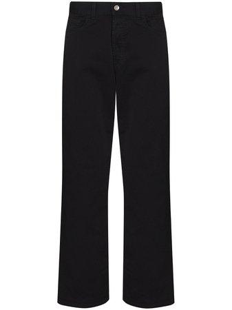 YMC Papa straight-leg jeans - FARFETCH