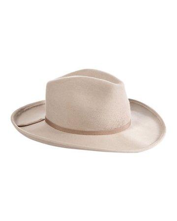 Eric Javits Bonanza Western Rabbit Felt Hat | Neiman Marcus