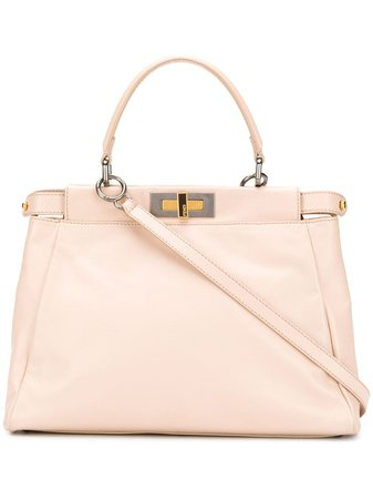 Fendi Pre-Owned 2way Relaxed Bag - Farfetch