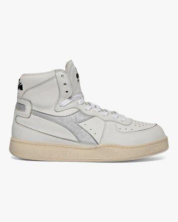 MI Basket High-Top Sneaker