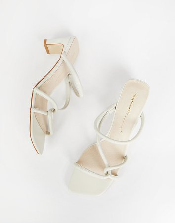 INTENTIONALLY BLANK Willow Sandals