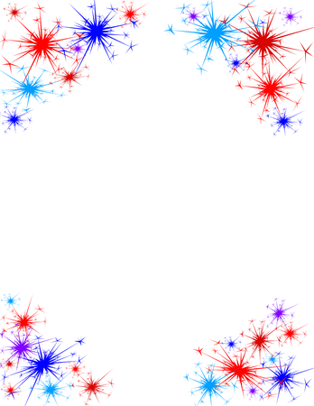 blue 4th of July background - Google Search