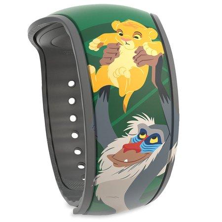 Disney World: MagicBand: Lion King