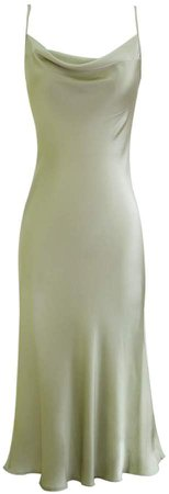 Simply Silk Studio Nini Silk Slip Dress