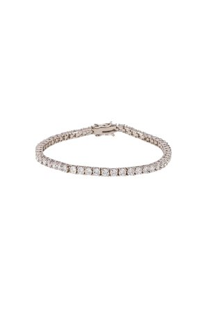 The Pave Tennis Bracelet